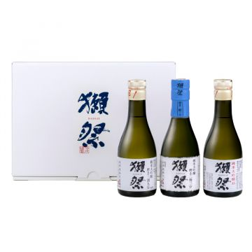 Dassai Junmai Daiginjo Tasting Set 180ml (One Set 3 bottles)