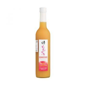 Okunomatsu Momotoro Peach Liqueur