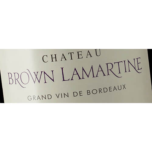 Chateau Brown Lamartine