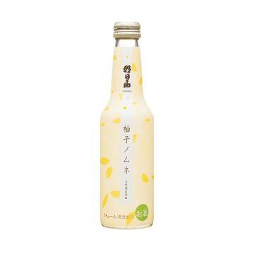 Asahiyama Yuzu Nomune Sparkling Liqueur