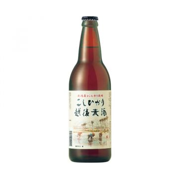 ECHIGO KOSHIHIKARI RICE BEER BTL 500ML