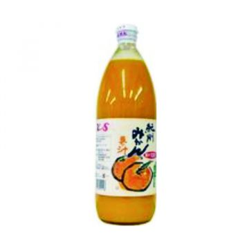 KS MANDARIN FRUIT JUICE 100% 970ML