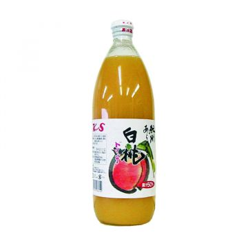 KS WHITE PEACH FRUIT JUICE 50% 970ML